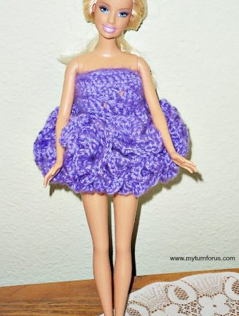 Free Barbie Tutu Pattern