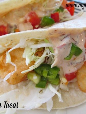 The Best Baja Fish Taco Recipe