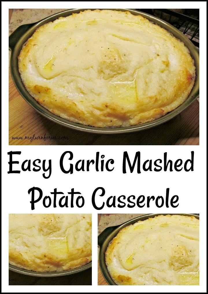 Easy potato Casserole