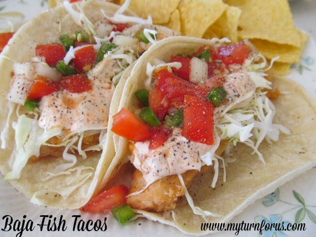 The best baja fish taco recipe my turn for us for Baja fish taco recipe