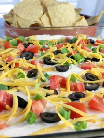 How to make the Best 7 Layer Dip