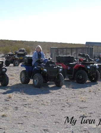New Mexico Public Land ATV Ride