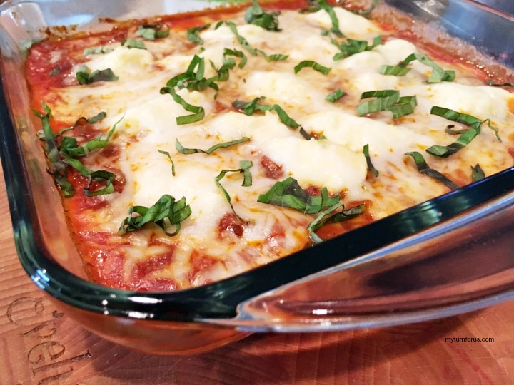 low carb Italian recipes, easy zucchini lasagna