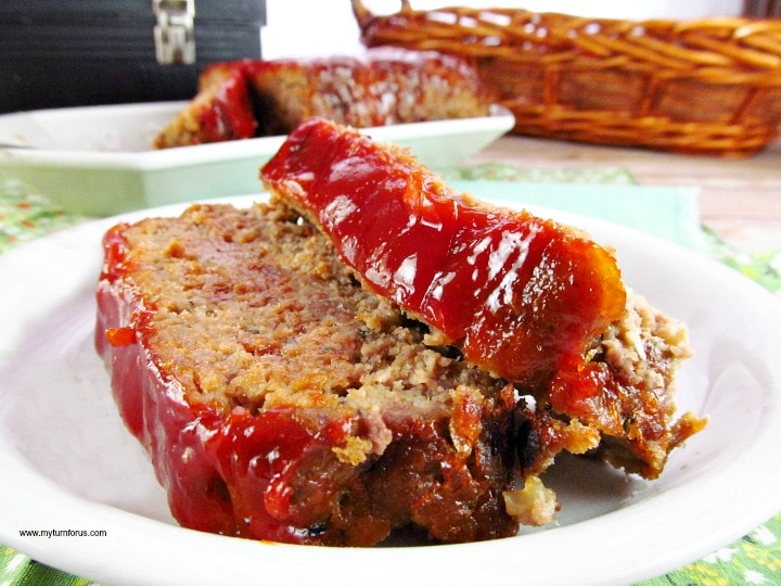 simple meatloaf, old fashioned meatloaf recipe
