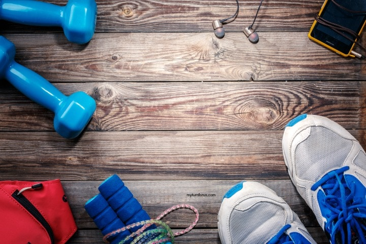 How I lost 20 pounds in 3 months with exercise equipment