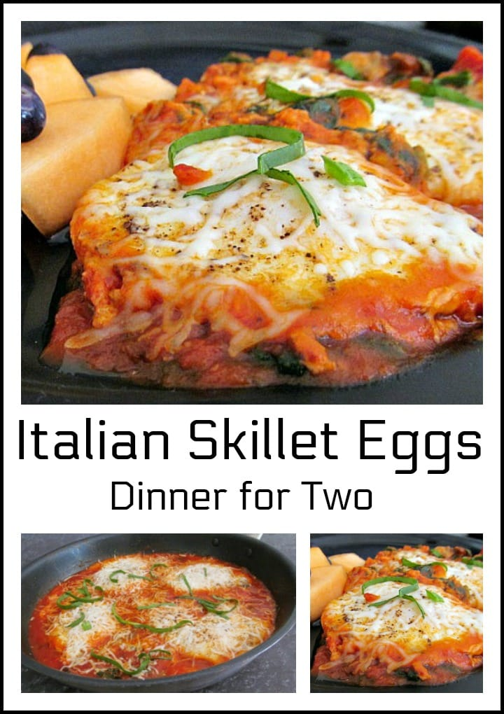 Dinner for Two-Italian Recipe