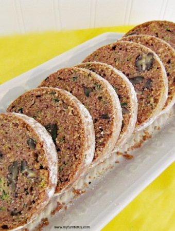 How to make the Best Round Loaf Zucchini Bread