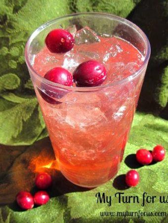 Cranberry Bourbon Chiller