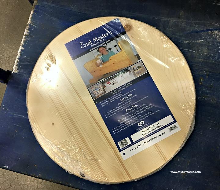 DIY Wood Chopping Board