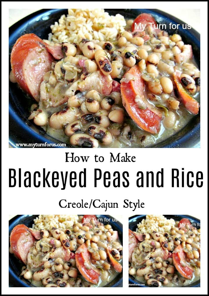 Black Eye Peas Recipe