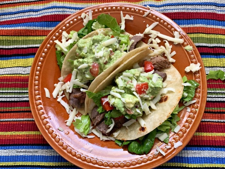 flank steak tacos, Mexican tacos