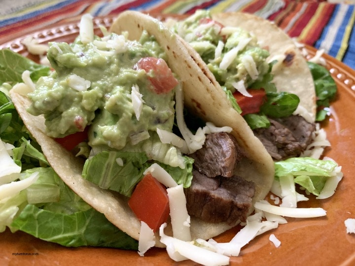 Authentic Mexican Steak Tacos My Turn For Us