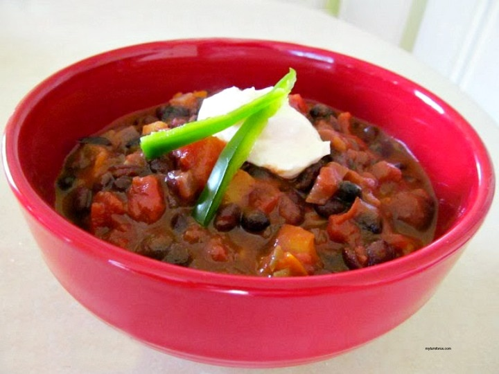 Mexican Black Bean Soup, benefits of black beans