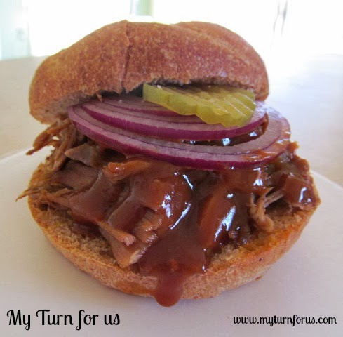 Texas BBQ pulled pork