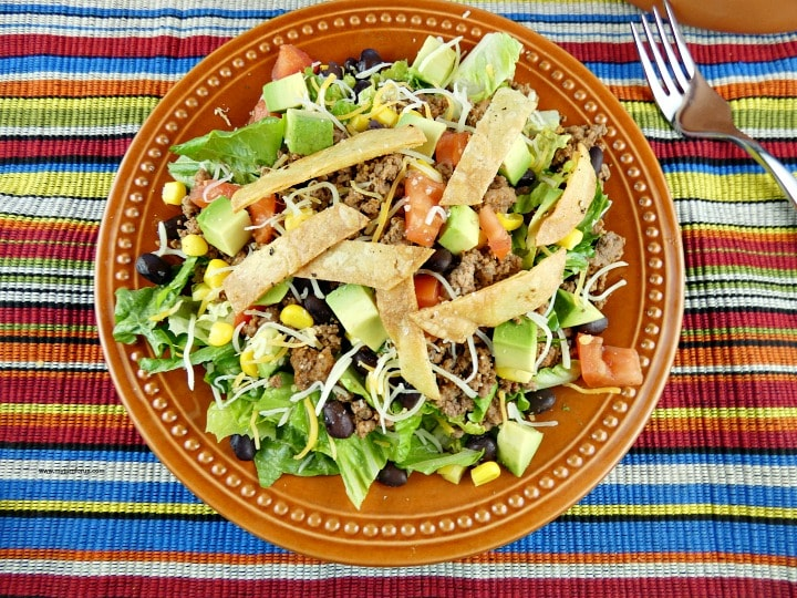 best taco salad recipe