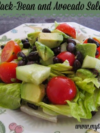 Black-Bean and Avocado Salad