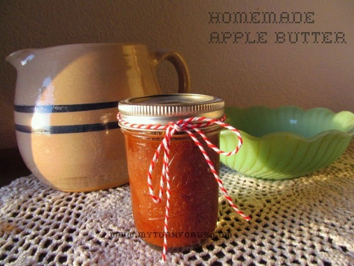 Apple Butter uses