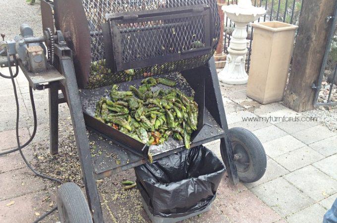 Hatch green chile Mexican Cornbread