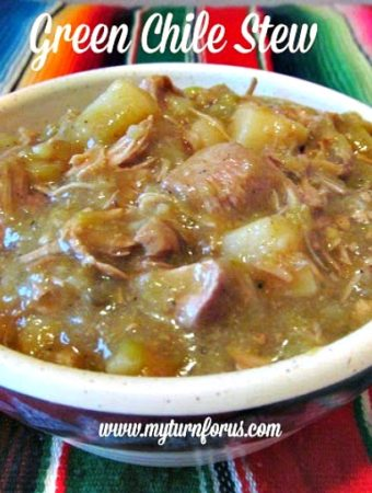 How to make the Best Hatch Green Chile Pork Stew