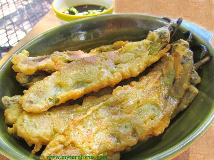Hatch Green Chili Recipes, honey teriyaki sauce recipe, Fried green chile strips