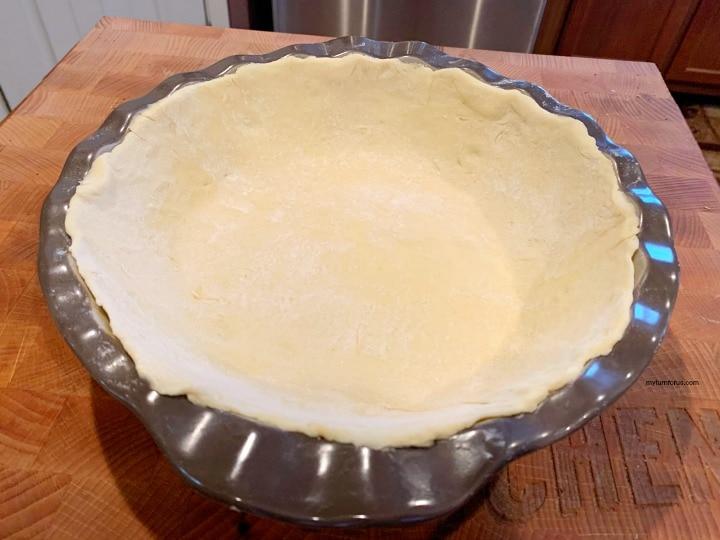 Campbells soup chicken pot pie, Campbells chicken pot pie