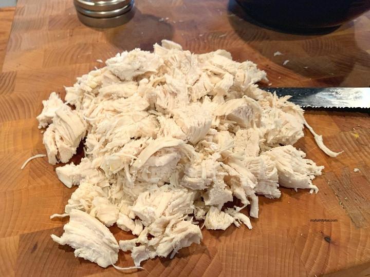 veg all chicken pot pie