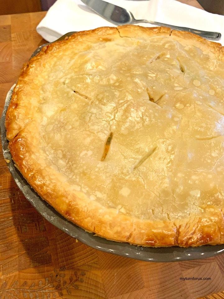 veg all chicken pot pie recipe, what to eat with chicken pie