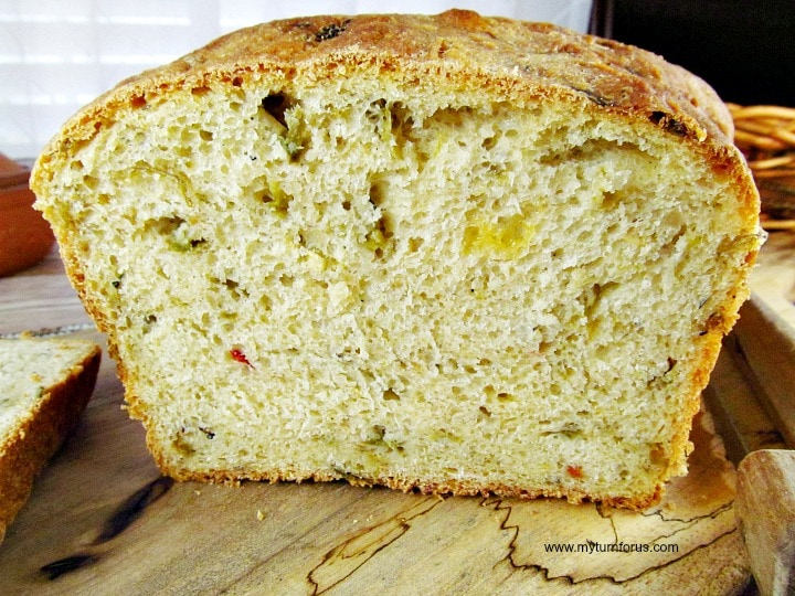 Hatch Green chile recipes, green chile bread