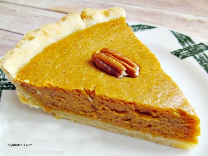 How to make Sweet Potato Pie with Pecans