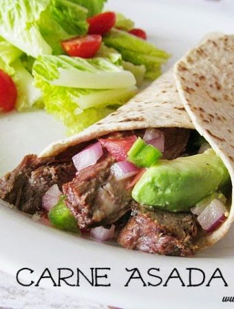 The Easy way to make a great Carne Asada Marinade