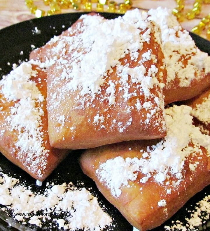 how to make beignets, French Quarter Beignets, New Orleans beignets, beignet recipe, New Orleans Pastry