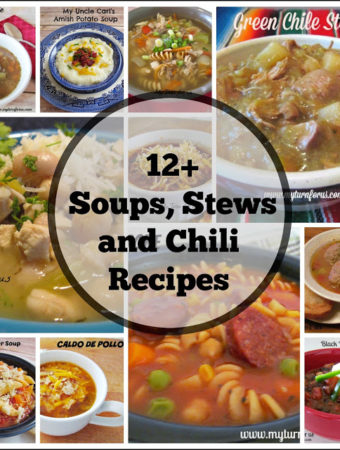 12 of our Best Soups, Stews and Chili Recipes