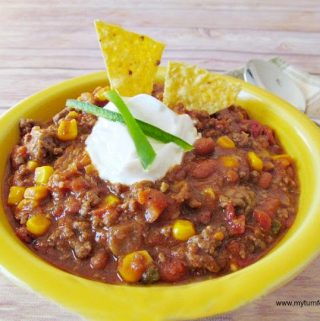 How to Make Easy 7 Can Taco Soup Recipe - My Turn for Us