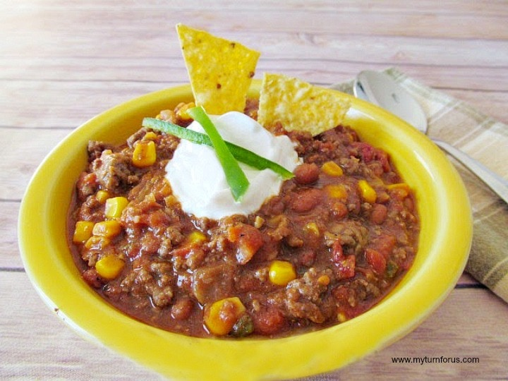 7 can Taco Soup, Easy Taco Soup Recipe