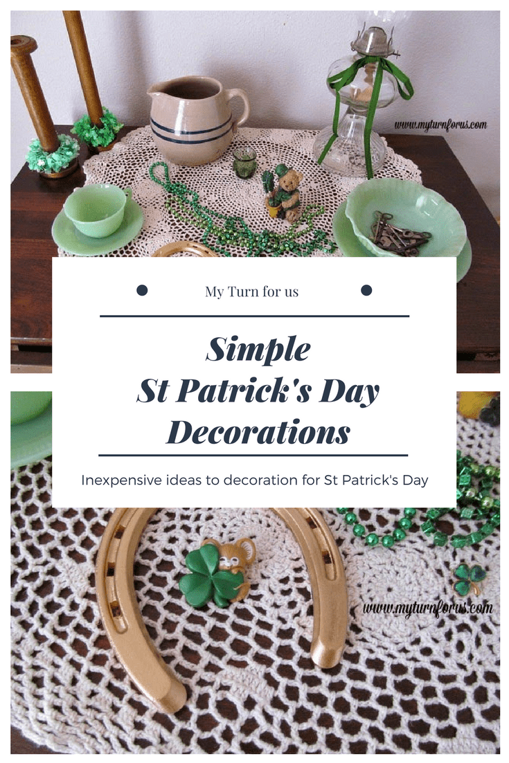 DIY St Patrick's Day Decorations