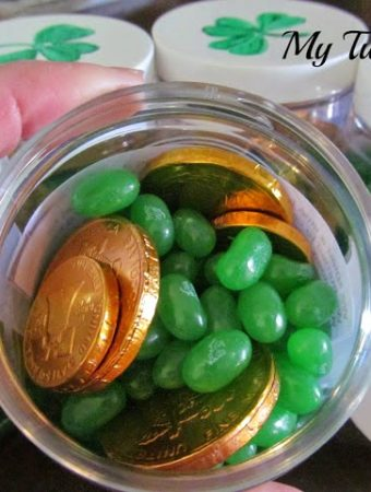 St Patrick's Day Treats – Leprechaun Poo