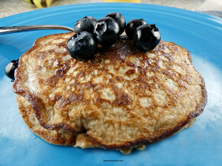 Flour Free Pancakes
