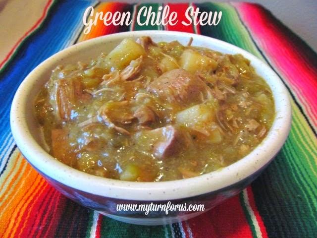 Hatch Green Chile Stew