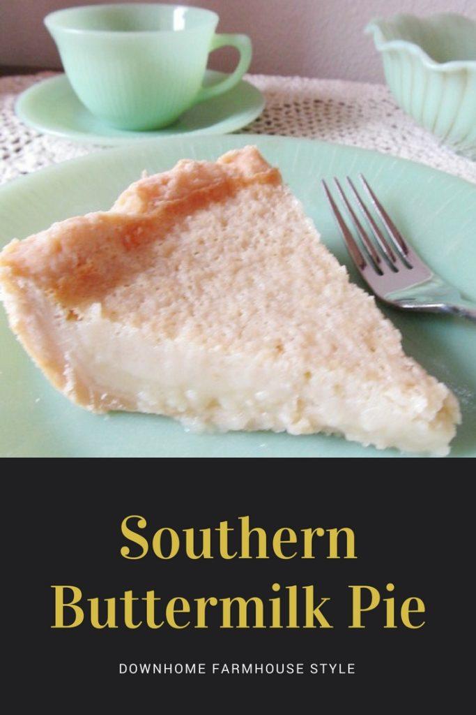 #SouthernButtermilkPie #ButtermilkPie #SouthernPie