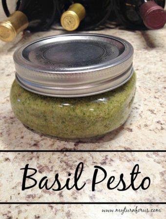 How to make  awesome organic Basil Pesto Sauce