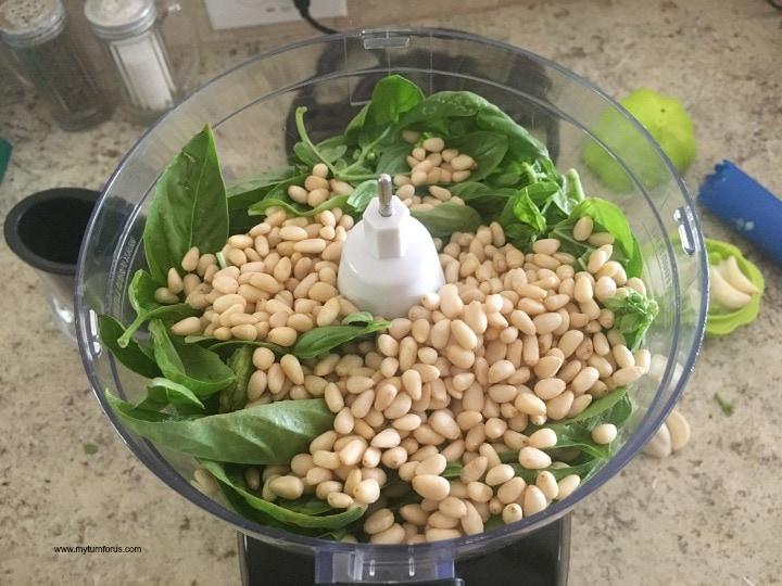 Organic Basil Pesto Sauce