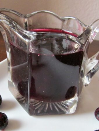 How to Make the Best Homemade Blueberry Syrup