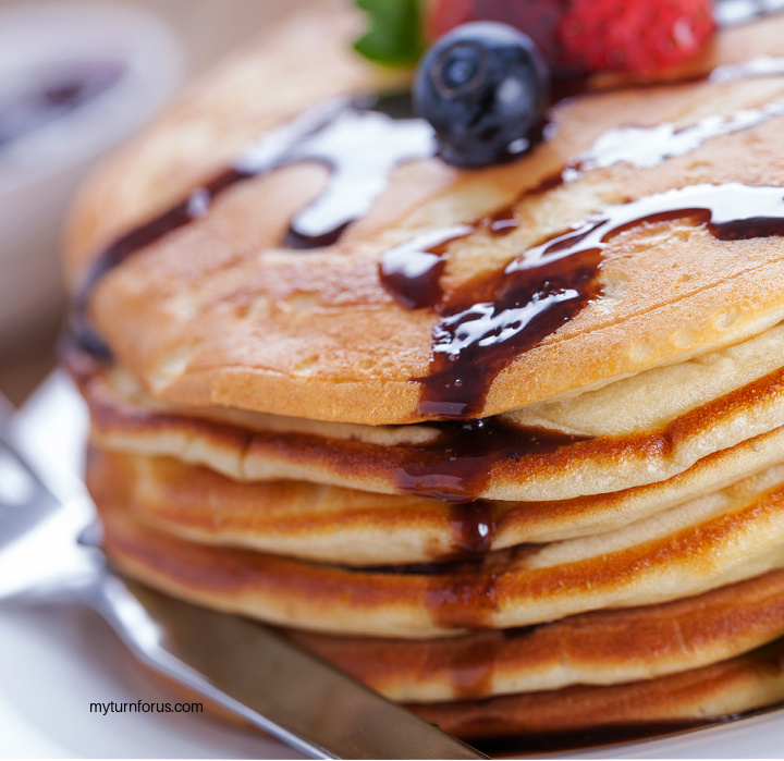 berry pancake syrup