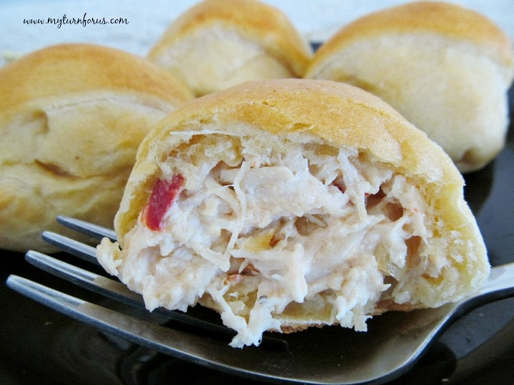 How To Make Special Chicken Crescent Rolls My Turn For Us