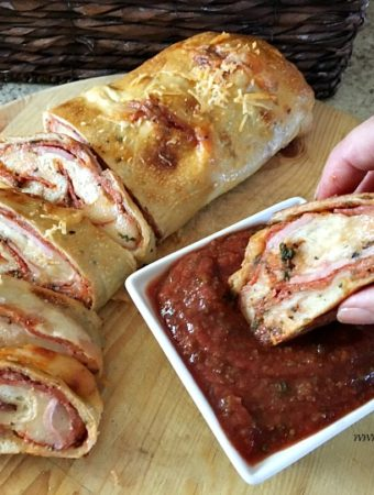 Homemade Stromboli you need to try today