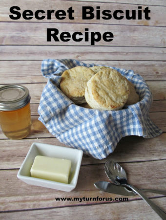 Secret Biscuit Recipe