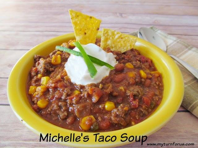 Comfort Food, Taco Soup