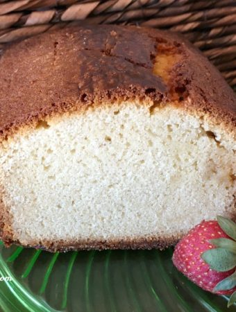 How to Make the Very Best Pound Cake
