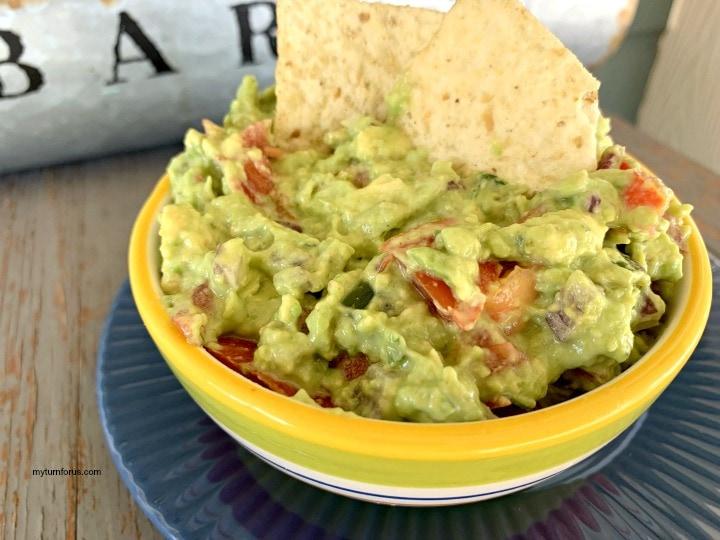 spicy guacamole, perfect guacamole