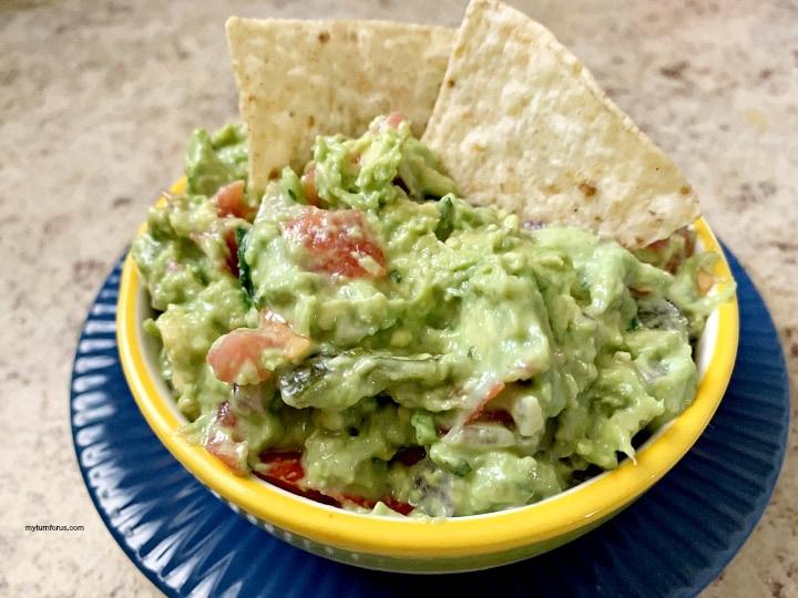 non browning guacamole, spicy guacamole recipe
